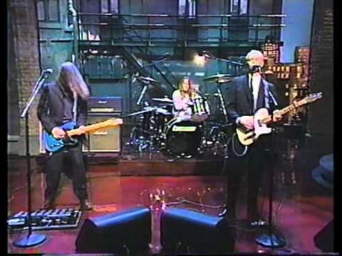 Feel The Pain on Letterman