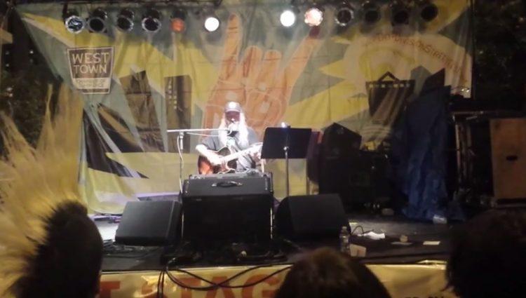 J Mascis - DoDivision Fest 2014